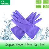 Перчатки чистки домочадца фабрики перчатки