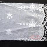 Blumen-Muster-Ineinander greifen-Gewebe-Guipurespitze-Stickerei-Spitze für Kleidung