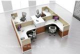 Poste de travail neuf de meubles de bureau de type avec l'écran de partition (HF-YZQ5710)