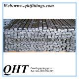Uso especial de acero del molde y plano de acero retirado a frío de carbón de la técnica