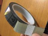 Лента ESD решетки по-разному ширины анти- статическая серая