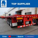 Titan-Fahrzeug - 40FT flacher Zahnstangen-Behälter-Versandpreis nach Bangladesh