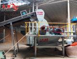 La biomasa de madera Motor doble pesado molino de martillo