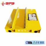 Chariot de manutention des rampe hydraulique automatique pour l'usine de lourds de transport (KPT-15T)