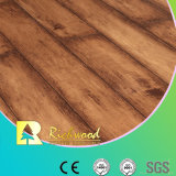 Plancher de stratifié en bois de parquet d'érable de texture de planche de vinyle