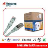 CAT6 LAN van de Toepassing UTP Cat5e Kabel voor de Mededeling van het Netwerk