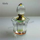 装飾的なガラスビンのCeystalの香水の油壷