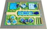 خارجيّ رفاهية ماء متنزّه [سويمّينغ بوول] منزلق قابل للنفخ ألعاب قابل للنفخ