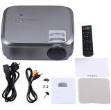 3200 Lumen LED 1080p Full HD-Projektor mit hoher Helligkeit USB/HDMI/VGA