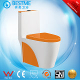 Asiento de tocador caliente de Colset del agua del cuarto de baño de la venta con el bidé Bc-2027r