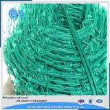Arame farpado galvanizado e PVC-Revestido (fabricante especializado)