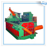 油圧金属のステンレス鋼の梱包機(高品質)