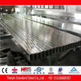 Корпус из нержавеющей стали AISI 316 квадратных/ Труба прямоугольного сечения