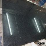 Espelho retrovisor preto polido Sparkle Pedra de quartzo Artificial