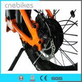 20 بوصة مصغّرة طيّ إطار العجلة سمين كهربائيّة ثلج طرّاد درّاجة