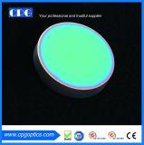 Фильтр Dia10xt3mm Uncoated оптически для микроскопии флуоресцирования
