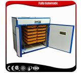 Agriculture du matériel automatique de Hatcher de poulet de poseur d'incubateur d'oeufs d'autruche