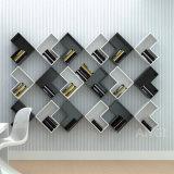 Angi étagère murale en bois livre livre forme l'étagère de rack Rack d'affichage gz1814