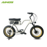 Changzhou Aimos Marco nuevo neumático Fat bicicleta eléctrica AMS-Tde-07