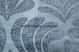 Покрашенная PC Viscose ткань синеля высокого качества (fth31945)