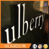 중국 주문 정면 Lit LED 채널 편지 표시