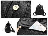 Zaino del sacchetto di spalla dello zaino del cuoio del banco di modo mini per le donne & le ragazze