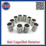 Nylon Plastique Peek PTFE POM Cages de roulement à billes en acier/les dispositifs de retenue