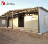 De Bouw van de Structuur van het Staal van het Pakhuis van de Workshop van de Vervaardiging van het ontwerp met de Certificatie van Ce