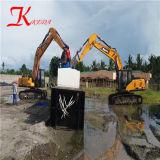 Draga idraulica di aspirazione della taglierina di estrazione mineraria della sabbia di Keda da vendere