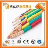Cable eléctrico 3 X 2.5mm2 del aislante del PVC de la fábrica BV/BVV/Bvr/RV/Rvv/Rvs del cable de China