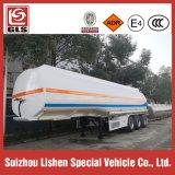 O transporte de combustível diesel 50000L Navio-tanque de combustível semi reboque Tanzaina Exportação de armazenagem de óleo