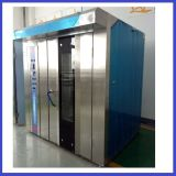 Macchine rotative del forno del gas del forno della cremagliera del forno dell'aria calda (32 cassetti)