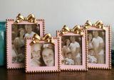 빨간 Family Frame Polyresin Gift 및 Home Decoration Photo Frame Picture Frame