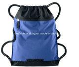 Sac de cordon chaud de sport de produits, sac de cordon en nylon Gymsack