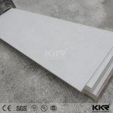 韓国の石造りの灰色の固体表面の大きい平板