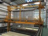 Perfil de alumínio especiais para grandes médicos de 7000 ton máquina de extrusão