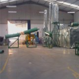 China 5 Tonnen Kapazitäts-Kleinrohöl, diereinigungsapparat aufbereiten