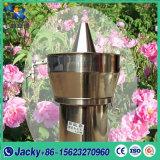 La Malaisie en acier inoxydable 304 de l'équipement de distillation du pétrole brut de l'huile de géranium Huile Essentielle de Rose