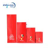 주문 최신 판매 빨간 크리스마스 순록은 선물 종이 봉지를 자루에 넣는다