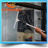 Líquido de limpeza barato do rodo de borracha do indicador da ferramenta da limpeza com o Pólo de alumínio telescópico