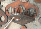 CNC van het Type van lijst de Goedkope Scherpe Machine van het Plasma, CNC de Snijder van het Plasma
