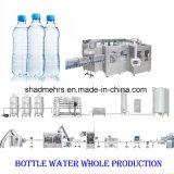 純粋な水のための自動びん詰めにする充填機