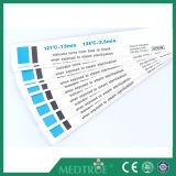 Ce&ISO aprobó la tarjeta/la tira (MT58311201) del indicador del vapor