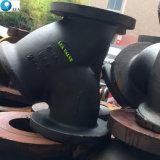 Из нержавеющей стали с фланцами ANSI A351 CF8m Y введите производителя сетчатого фильтра