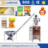 Dispositivo per l'impaccettamento di qualità della farina stabile del mais