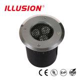 Indicatore luminoso sotterraneo dell'acciaio inossidabile LED di CRI>75 3W&6W 300Lm/600Lm