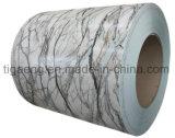 Placa de telhadura de aço trapezoidalmente ambiental da instalação conveniente PPGI