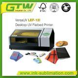Benchtop에 있는 Roland 고명한 Versauv Lef-12I UV 평상형 트레일러 인쇄 기계