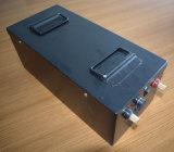 des Lithium-12V220ah des Satz-LiFePO4 Auto-Backup-Batterie Metalldes kasten-BMS