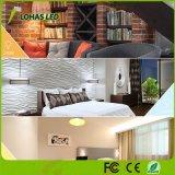 Las bombillas LED de 50 vatios equivalentes 6W E26 6000K-3000K-4000K bombilla LED con iluminación del hogar
